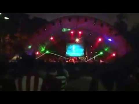 SkyAvenue 2013 - The Lighting Show (Midnight Quickie)