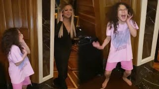 Baixar Hear Mariah Carey's Daughter Hit a High Note on TikTok