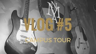 NMA // Vlog #5 - CAMPUS TOUR