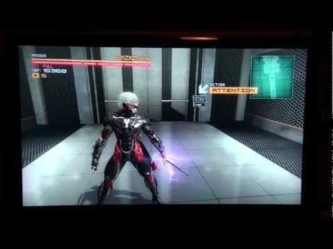Metal Gear Rising:Revengeance- Quick/Infinite BP!!!