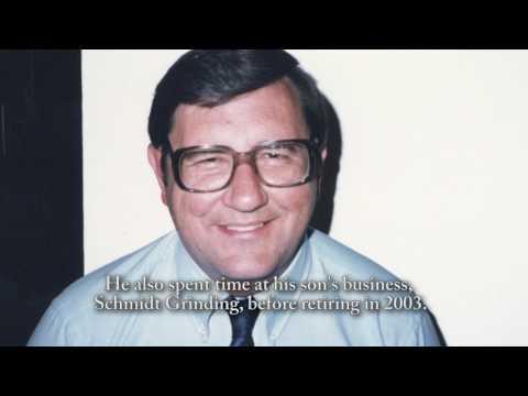 Frederick Schmidt  Life Story Digital Video