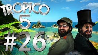 TROPICO 5 mit Xennex # 26 - Rebellenangriff - Let's Play Tropico 5 (Deutsch/German)