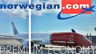 Norwegian BUSINESS CLASS (PREMIUM CLASS) Boeing 787