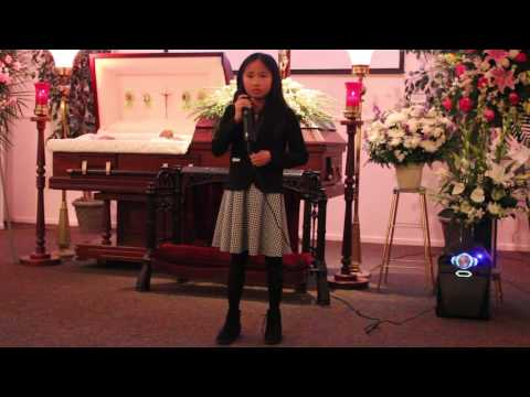 Dance With My Father - Luther Vandross/Jessica Sanchez | Jocelyn A. | In Loving Memory Of Her Dad