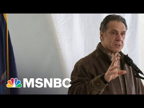 New York Governor Andrew Cuomo Resigns