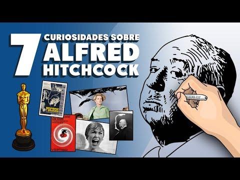 7 Curiosidades sobre Alfred Hitchcock
