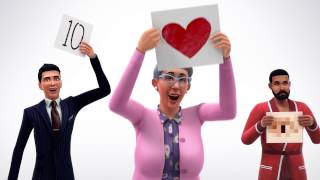 The Sims 4 Академия׃ Характер   Урок 6   Ву ху для продвинутых