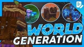 Hytale News | *NEW* Blogpost, World Generation, Biomes, & More!