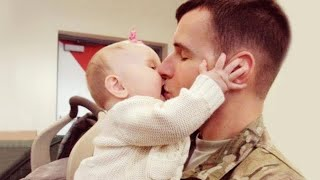 What Happens when Baby Play With Daddy #6   Hilarious Moments ||  Kudo Baby
