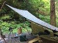 ヒロシキャンプ【DDタープでビークフライに挑戦】