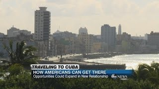Traveling To Cuba | How Americans Can Get There