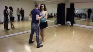 Stage Salsa Cubaine Intermédiaire avec Nuria, Mai 2012