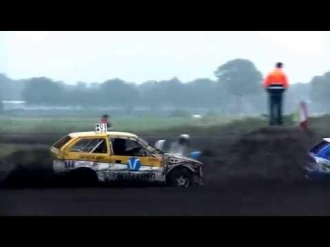 Autocross Neerkant Finale NK Jeugd (23-10-2016)