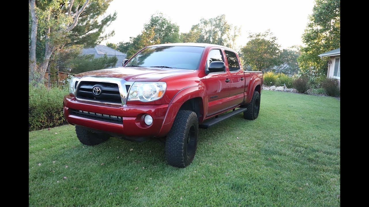 2017 Toyota Tacoma Running Boards >> 2005 2017 Toyota Tacoma Iboard Running Boards Install And Review Diy