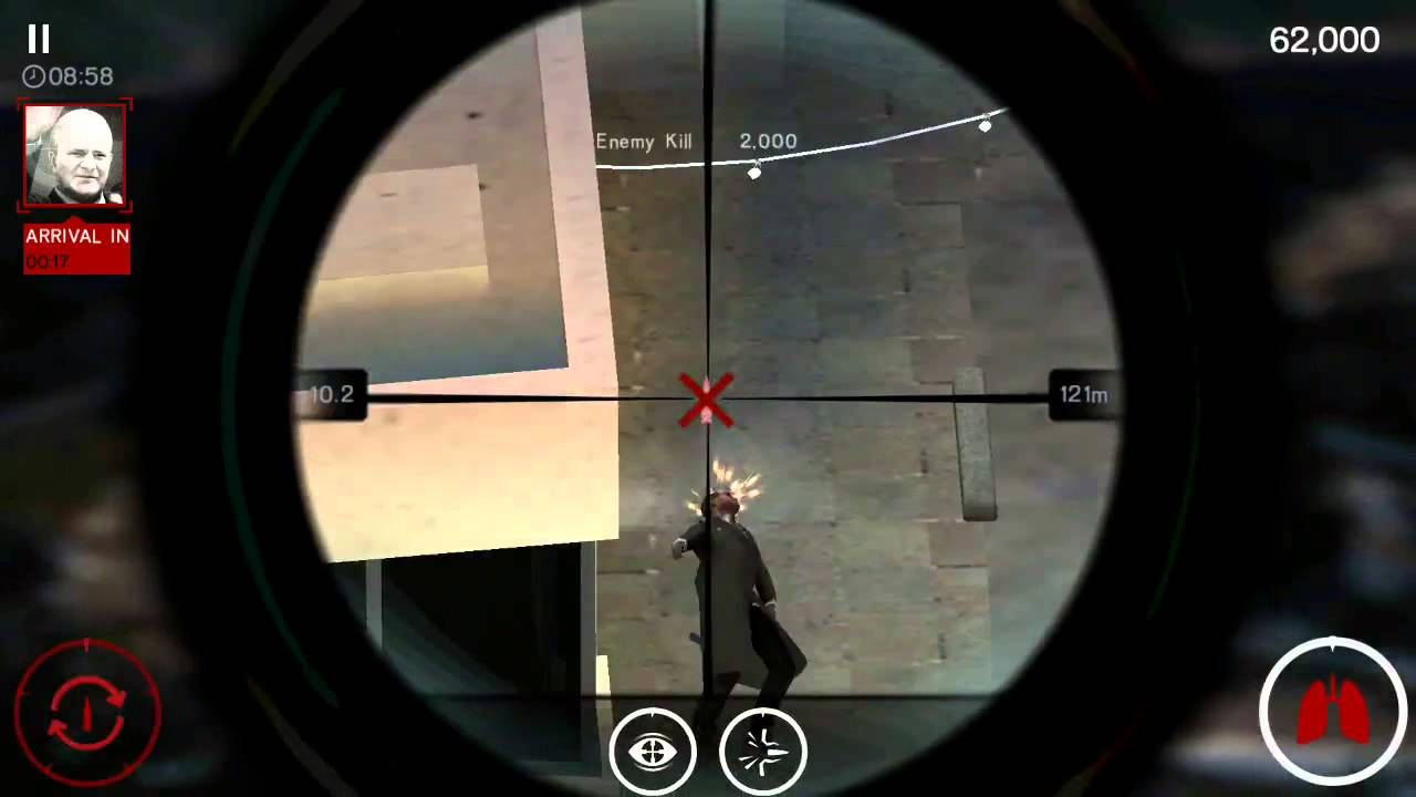 Hitman shoot fuse box twice for accidental kill