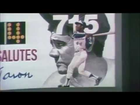Hank Aaron tribute, highlights of his historic chase of the Babe