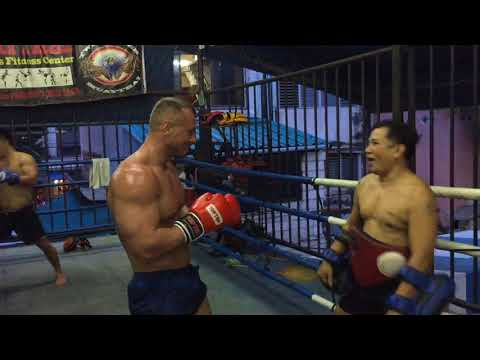 Twin Tiger Muay Thai Training Camp Pattaya 2018