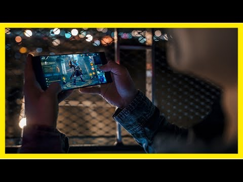 Test and pre-order the razer phone at sitex 2017