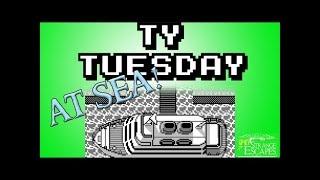 Ty Tuesday - Adventure on the High Seas!