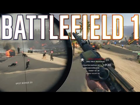 They Never Stood A Chance! - Battlefield 1 Top Plays