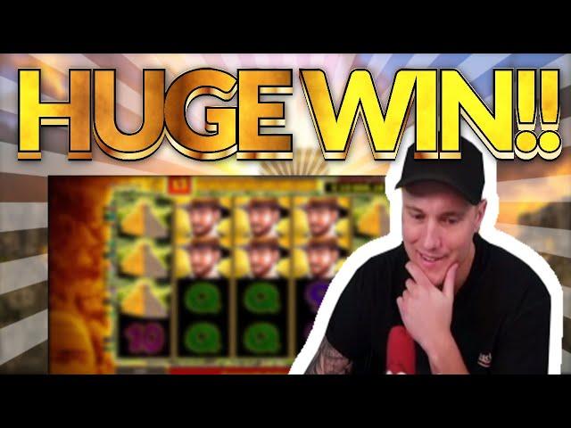 HUGE WIN! Temple of Secrets Big win - Casino games from Casinodaddy live stream