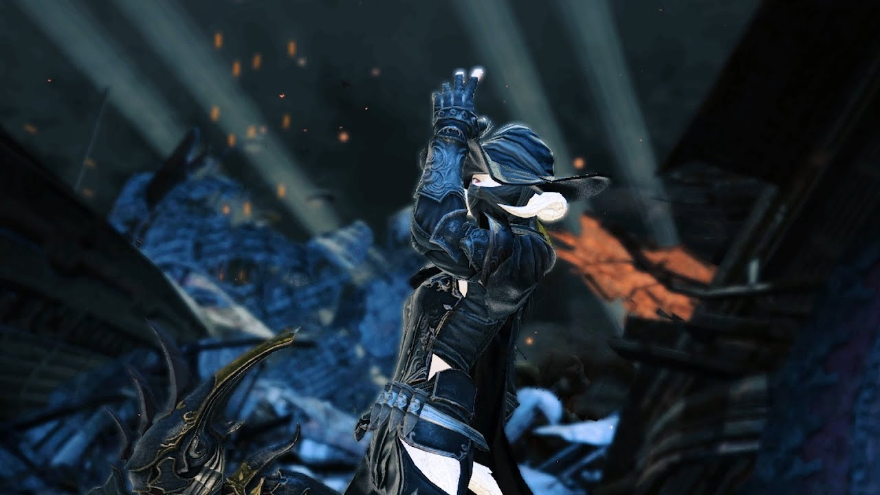 Download FINAL FANTASY XIV: ENDWALKER Reaper Reveal