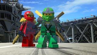 Video LEGO Ninjago (MOD) - LEGO Marvel Super Heroes download MP3, 3GP, MP4, WEBM, AVI, FLV Oktober 2018
