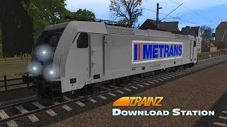 Tgv Vs Shadabti Express In Auran Trainz From Youtube - The