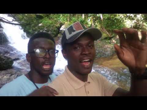 Amazing  Waterfall at Obudu Cattle Ranch
