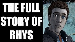 The Full Story of Rhys Strongfork - Before You Play Borderlands 3
