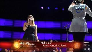 """""""Estrellita"""" (Manuel M. Ponce) - Lo Blondo con Alondra de la Parra"""
