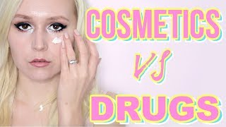 Are your Cosmetics also Drugs? Cosmetics vs Drug Claims Ι TaraLee