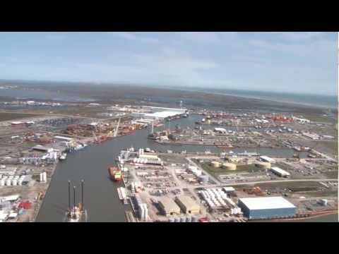 Port Fourchon 2010