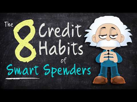 Good Credit Habits of Smart Spenders