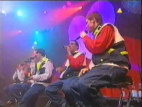 Backstreet boys-1997-valentine concert