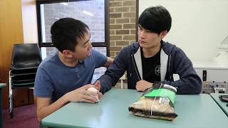 STUDENT CHOKES & NEEDS CPR | ISYS100 | VLOG 16
