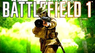 Battlefield 1 - EPIC Moments #4