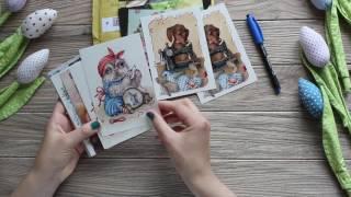 Postcrossing || Обзор интернет-магазина почтовых открыток Sunnypostcard.com