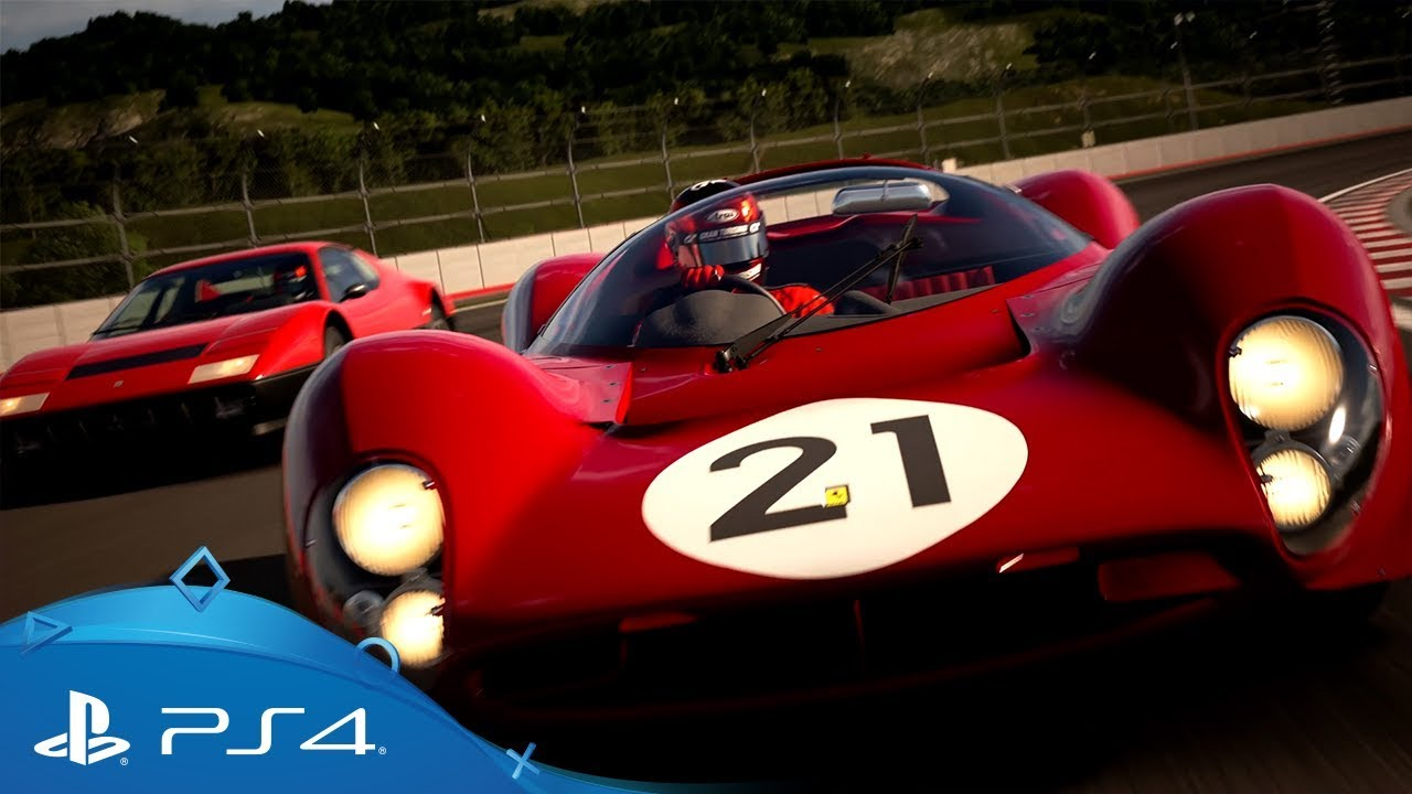 Gran Turismo Sport Patch 1 11 Ps4 Youtube