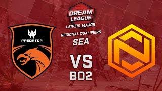 TNC Predator vs Neon Esports Game 1 (BO2) | Dream League Leipzig Major SEA Qualifiers