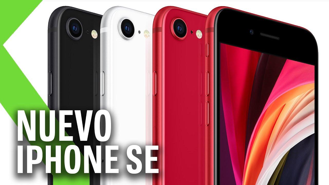 iPhone SE (2020): el smartphone más BARATO de APPLE que amenaza a los grandes de la gama media