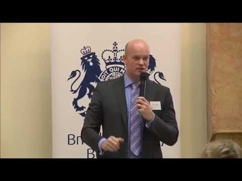 The GREAT Innovation Showcase - Full Presentation by Dr Michael Londesborough