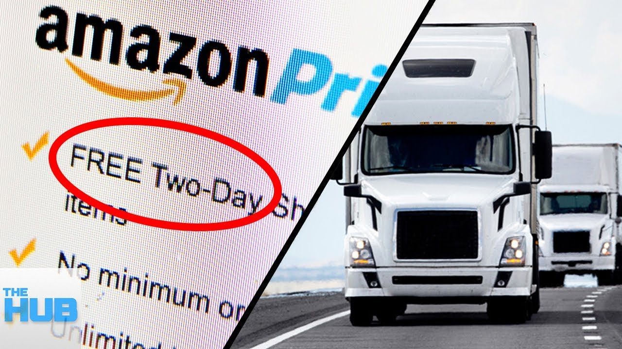 The Dark Truth Behind Free Two-Day Shipping