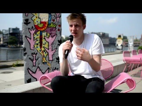 Interview mit George Ezra
