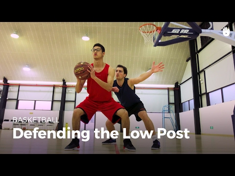 Defending the Low Post | Basketball