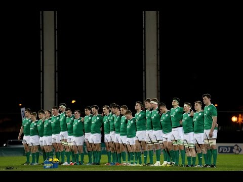 My Rugby Journey: Ireland U20's | Under-20's Six Nations
