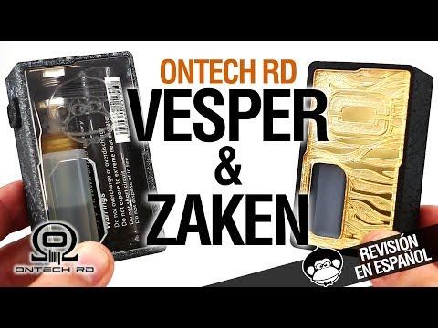 ZAKEN BF y VESPER BF / El 20700 y el LOWCOST de ONTECH RD / revisión
