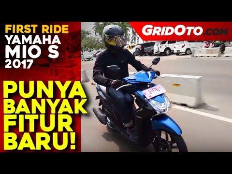 First Ride Review Yamaha Mio S, Punya Banyak Fitur Baru