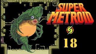SUPER METROID #18 Draygon [Blind/Let