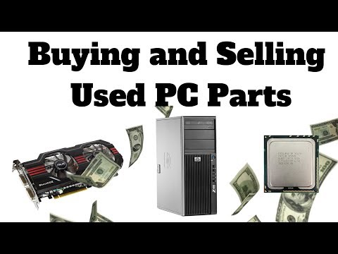 Can You Make Money Buying and Selling Used PC Parts